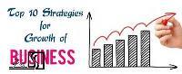 10 استراتژی برتر برای رشد کسب و کار