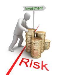 ریسک سرمایه گذاری