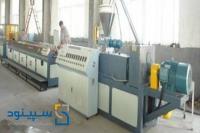 خط تولید-ماشین آلات- پنل چوب پلاست