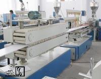 خط تولید-ماشین آلات- استرچ پی وی سی
