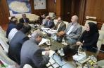 دیدار با دکتر مظفری مدیر عامل منطقه آزاد کیش -خرداد 98