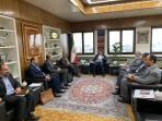 جلسه با وزیر صنعت معدن تجارت پیرامون پروژه تولید خودرو -1