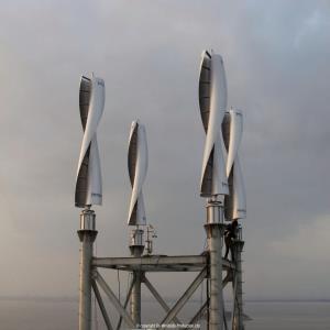 امکان سنجی - طرح توجیهی فنی اقتصادی توربین بادی عمود محور