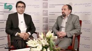 مصاحبه با محمد رضا شریف -قائم مقام مدیر عامل سپینود شرق-در همایش بانکی ایران و اروپا