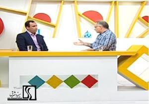مصاحبه تلویزیونی محسن شریف (مدیرعامل سپینود شرق) در مورد برندینگ فرش دستباف و مشاغل خانگی-1