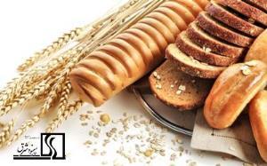 پروسه تولید نان