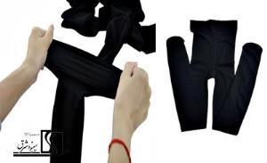 پروسه تولید جوراب شلواری