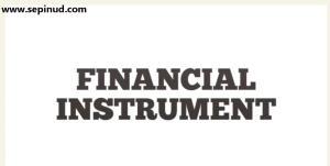 ابزارهای تامین مالی (Financial Instrument)