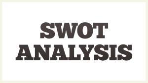 تحلیل SWOT - یافتن استراتژی های مناسب