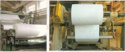 Technical, Financial feasibility study of paper production line put of carbonite calcium