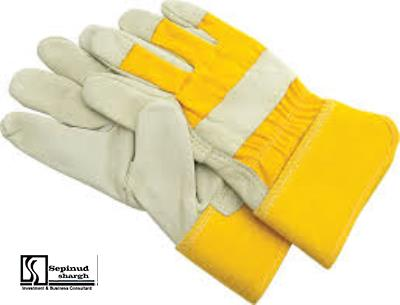 Technical, Financial feasibility study of establishing producing industrial gloves