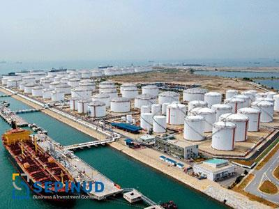 Feasibility Study of Establishing Bunkering and Storage Service Complex