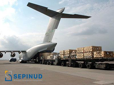 Pre-feasibility study of construction of Air cargo