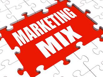 آمیخته بازاری (marketing mix) - 4p