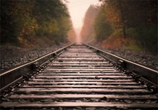 railroad-track
