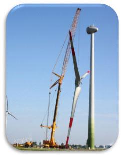 طرح توجیهی فنی اقتصادی احداث نیروگاه بادی 100 مگاواتی