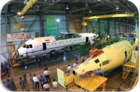 طرح توجیهی فنی اقتصادی ارتقاء هواپیمای ایران- 140