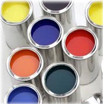 طرح توجیهی احداث واحد تولید رنگ پایه آب