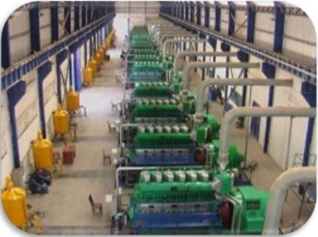 طرح توجیهی فنی اقتصادی احداث نیروگاه 100 مگاوات مولد مقياس کوچک