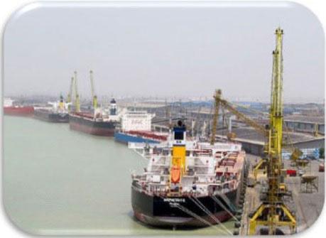 طرح توجیهی فنی اقتصادی احداث اسکله نفتی شماره 39 در بندر امام خمینی
